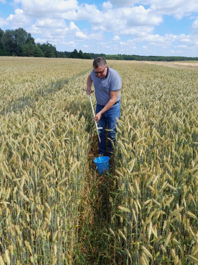 Próby glebowe EUF – sposób naoptymalne nawożenie